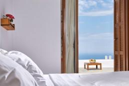 poolgarden bedroom view